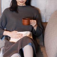 Hot pillow(大サイズ) +コットン巾着セット