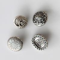 【ボタンセット】france vintage  4個セット フランスボタン