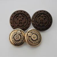 【ボタンセット】france vintage  4個セット