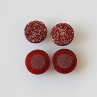 【ボタンセット】france vintage ボタン4個セット 14㎜ 156