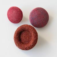 【ボタンセット】france vintage ボタン3個セット 164