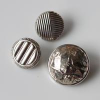 【ボタンセット】france vintage deadstock 3個セット フランスボタン