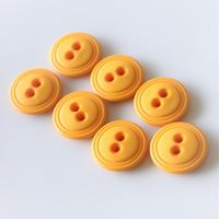 【ボタンセット】黄色ボタン7個セット フランスヴィンテージ
