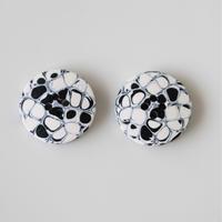 【ボタンセット】france vintage ボタン2個セット 22㎜ 139