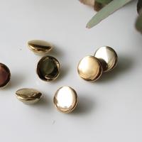 【ボタンセット】小さなメタルボタン france vintage  6個set フランスボタン