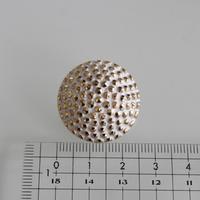 フランス現代ボタン DAIBUTUプラ一つ穴ボタン【Lサイズ】