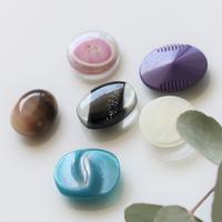 【ボタンセット】france vintage 6個set フランスボタン