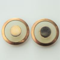 【ボタンセット】france vintage 2個セット 22㎜ 178