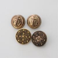 【ボタンセット】france vintage 4個セット 191