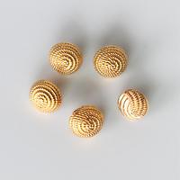 【ボタンセット】france vintage  5個セット フランスボタン