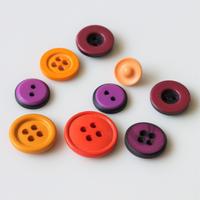 【ボタンセット】france vintage カラーアソート 9個セット フランスボタン