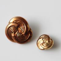 【ボタンセット】france vintage deadstock 2個セット フランスボタン