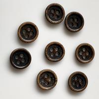【専用】 柿の木のボタン france vintage