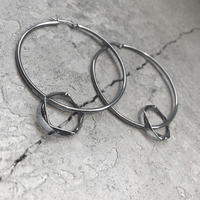 nuance hoop pierce
