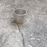 matte wide ring