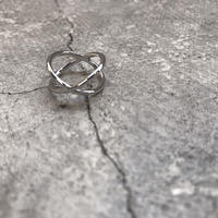 little cross ring