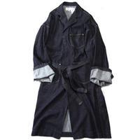 Denim Gawn Coat