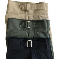 [ SOLD OUT ] 1901 GURKHA TROUSERS