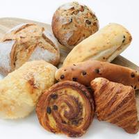 【おすすめパン】7点セット(冷凍)