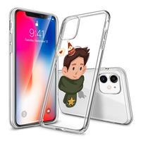 【新品】iPhone 12 シリーズ 保護ケース クリスマス男性ver.