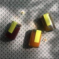 季節のコンフィチュール3種とバゲット、お菓子のセット 6/11発送 クール代込み