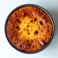 YOGURT VANILLA CHEESE CAKE (ヨーグルトバニラチーズケーキ)