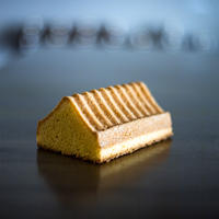 POLENTA CAKE  & teteria TEA PAIRING SET (ポレンタケーキ&テテリア ティーペアリングセット)