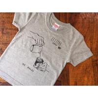 kids ・レリビーTシャツ