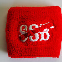 SSB リストバンド_レッド