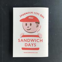 リトルプレス『SANDWICH DAYS』