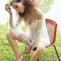 Marjolaine Chantage マルジョレーヌ【ナイティ/ベビードール/ラウンジウェア/ルームウェア】