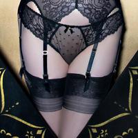 Dita von Teese  Fiamma Black ディタ・フォン・ティース【イタリアンショーツ】