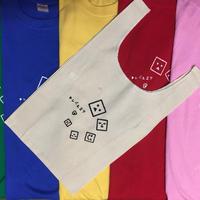 【セットでお得!】Tシャツ5枚セット(トートバッグ付き)