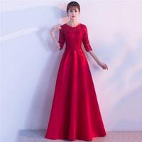 韓国ワンピース フラワーカット 花柄刺繍 美しい マキシワンピース ロングドレス FS066101