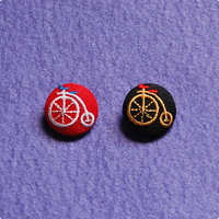 インポートボタン / 自転車