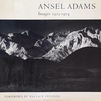 ANSEL ADAMS Images 1923~1974