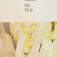 Bruce Nauman Prints 1970-89
