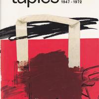 Tapies Das graphic Werk L'oeuvre Grave  1947-1972