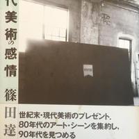 現代美術の感情 / 篠田達美