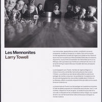 Les Mennonites / Larry Towell