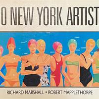 50 NEW YORK ARTISTS / RICHARD MARSHALL・ROBERT MAPPLETHORPE