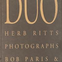 Duo: Herb Ritts Photographs Bob Paris & Rod Jackson