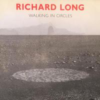 Walking In Circles / Richard Long リチャード ロング