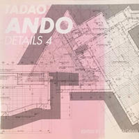 TADAO ANDO DETAILS 4 安藤忠雄 ディテール作品集 4 直筆デッサン・献呈サイン入り