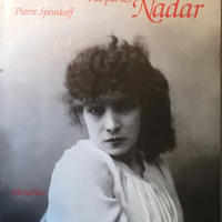 Sarah Bernhardt vue par les Nadar