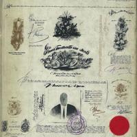 The Passport / Saul Steinberg