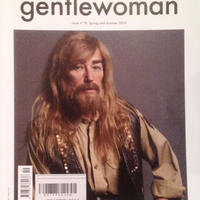 the gentlewoman Issue no.19 Cindy Sherman