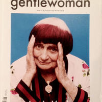 the gentlewoman Issue no.18 Agnes Varda