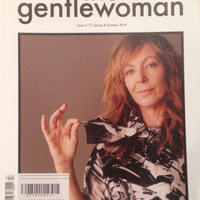 the gentlewoman Issue no.17 Allison Janney
