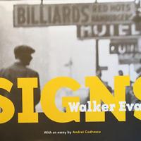 SIGNS / Walker Evans